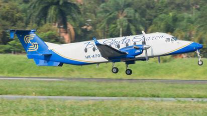 HK-4709 - Searca Beechcraft 1900D Airliner