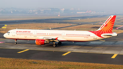 VT-PPV - Air India Airbus A321