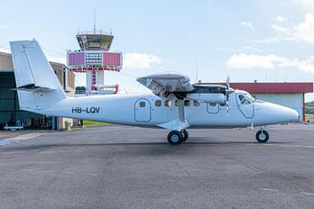 HB-LQV - Zimex Aviation de Havilland Canada DHC-6 Twin Otter