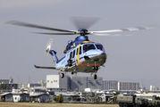 JA6196 - Japan - Police Agusta Westland AW139 aircraft