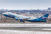 4K-SW800 - Silk Way Airlines Boeing 747-400F, ERF aircraft