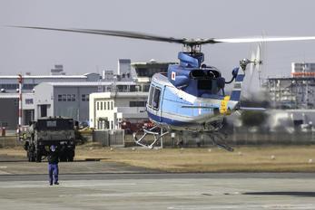 JA6868 - Japan - Police Bell 412EP