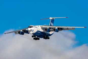 4K-AZ60 - Silk Way Airlines Ilyushin Il-76 (all models)