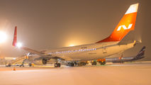 VP-BSQ - Nordwind Airlines Boeing 737-800 aircraft