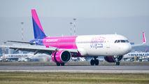 HA-LVM - Wizz Air Airbus A321 NEO aircraft