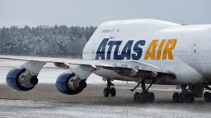 N471MC - Atlas Air Boeing 747-400BCF, SF, BDSF