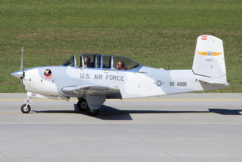 OE-ADM - The Flying Bulls Beechcraft 45 Mentor