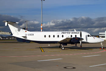 D-COCA - Private Wings Beechcraft 1900D Airliner