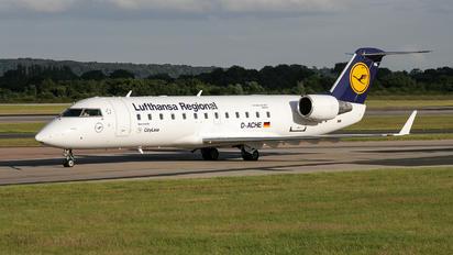 D-ACHE - Lufthansa Regional - CityLine Canadair CL-600 CRJ-200