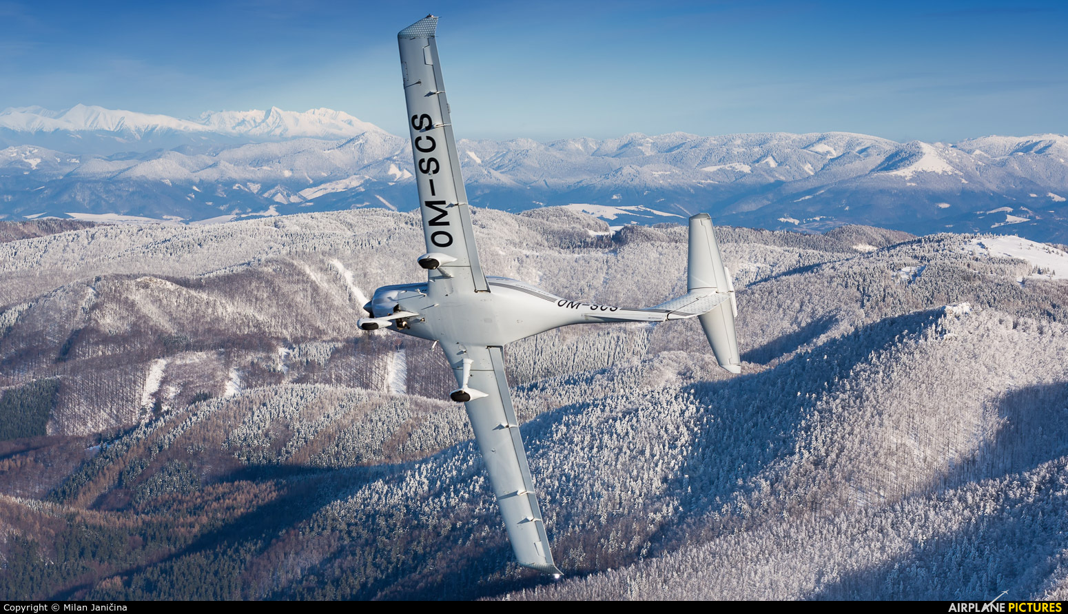 Seagle Air OM-SCS aircraft at In Flight - Slovakia