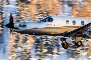 2-FLYT - Private Pilatus PC-12