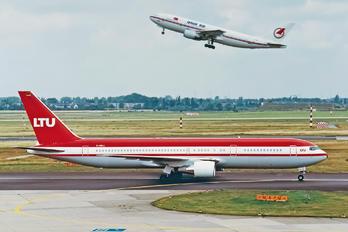 D-AMUJ - LTU Boeing 767-300ER