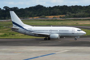T7-CTA - Private Boeing 737-500