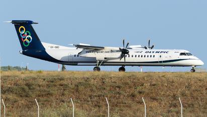 SX-OBD - Olympic Airlines de Havilland Canada DHC-8-400Q / Bombardier Q400