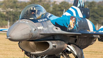523 - Greece - Hellenic Air Force Lockheed Martin F-16C Fighting Falcon aircraft