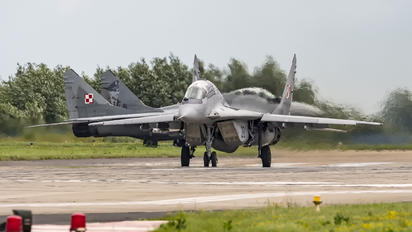 28 - Poland - Air Force Mikoyan-Gurevich MiG-29