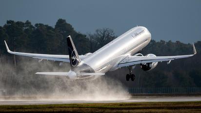 D-AIEF - Lufthansa Airbus A321 NEO