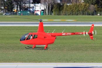 HB-ZVC - Private Robinson R66