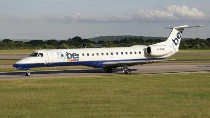 G-EMBI - Flybe Embraer ERJ-145