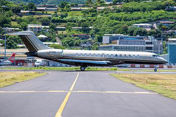 N769F - Private Bombardier BD700 Global 7500