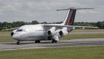 OO-DJQ - Brussels Airlines British Aerospace BAe 146-200/Avro RJ85 aircraft