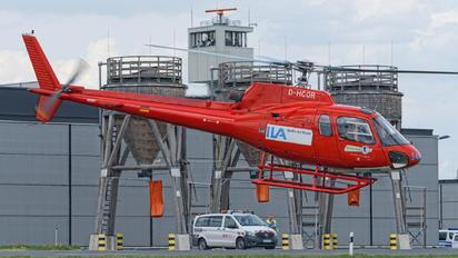 D-HCOR - Air Service Berlin Aerospatiale AS350 Ecureuil / Squirrel