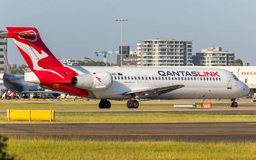 VH-NXR - QantasLink Boeing 717