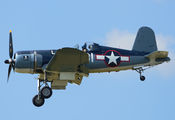 N46RL - Private Goodyear FG Corsair (all models) aircraft
