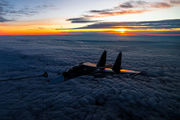 73 - Russia - Navy Sukhoi Su-30SM aircraft