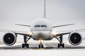 A7-BFO - Qatar Airways Cargo Boeing 777F