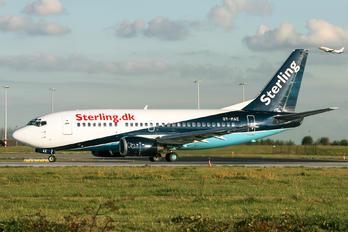 OY-MAE - Sterling Boeing 737-500