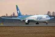 VP-BOZ - Pegas Boeing 767-300 aircraft