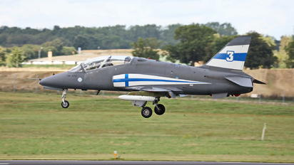 HW-339 - Finland - Air Force: Midnight Hawks British Aerospace Hawk 51