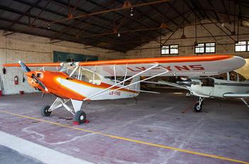 LV-YNS - Private Piper PA-11 Cub
