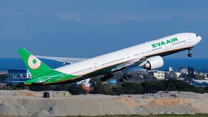 B-16740 - Eva Air Boeing 777-300ER