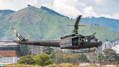 PNC-0722 - Colombia - Police Bell UH-1H Iroquois