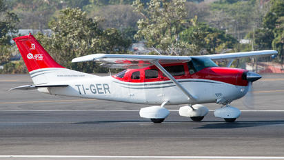 TI-GER - AeroCaribe Air Charter Cessna 206 Stationair (all models)