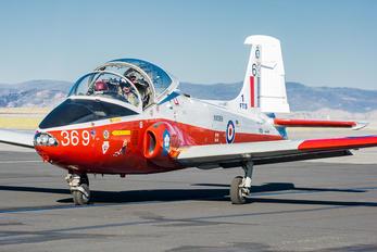 NX800LT - Private BAC Jet Provost T.5A
