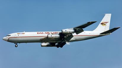 5X-JET - DAS Air Cargo Boeing 707-323C