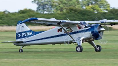 G-EVMK - Private de Havilland Canada DHC-2 Beaver