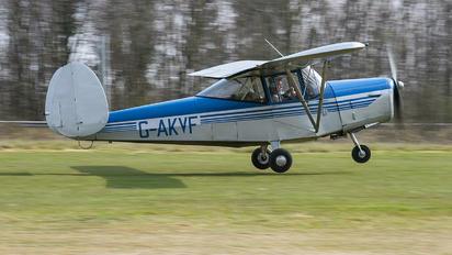 G-AKVF - Private Chrislea Aircraft Co CH3 Super Ace