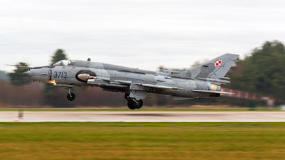 3713 - Poland - Air Force Sukhoi Su-22M-4