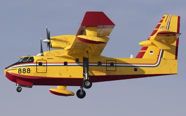 888 - Croatia - Air Force Canadair CL-415 (all marks)