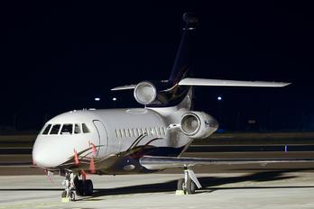 M-AKKA - Private Dassault Falcon 900 series