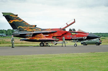 46+42 - Germany - Air Force Panavia Tornado - ECR