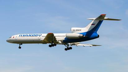 RA-85835 - Pulkovo Airlines Tupolev Tu-154M