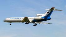 RA-85835 - Pulkovo Airlines Tupolev Tu-154M aircraft