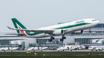 EI-EJO - Alitalia Airbus A330-200 aircraft