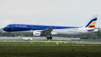 ER-AXR - Moldavian Airlines Airbus A321