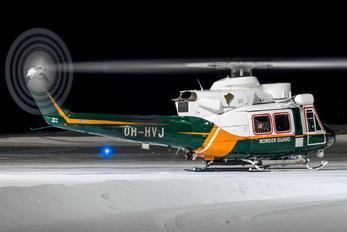 OH-HVJ - Finland - Border Guard Agusta / Agusta-Bell AB 412